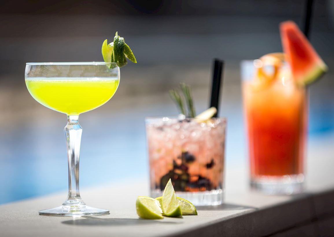 Cocktail Menu