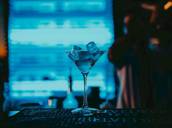 W Lounge Cocktail